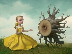 The Apology, by Mark Ryden
