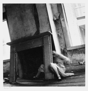 The Surreal House, by Francesca Woodman